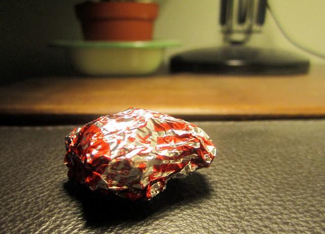 Tunnock's Teacake Wrapper