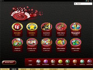Casino Splendido Lobby