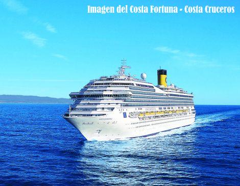 Imagen del Costa Florida (Costa Cruceros)