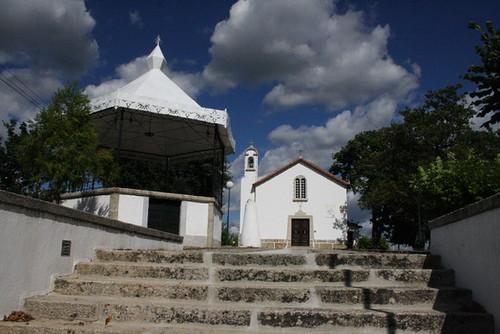 Santuário de Santa Eufémia em Póvoa de Midões