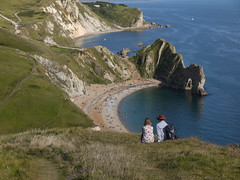 South West Coast Path Section 56
