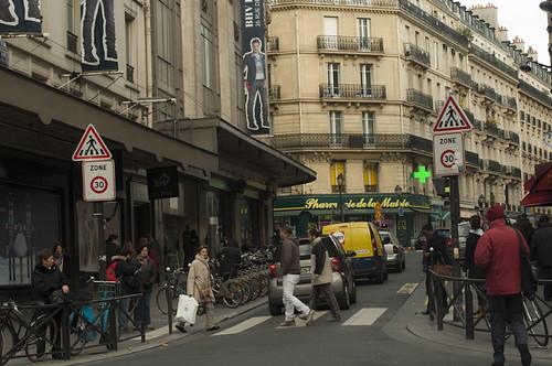 lr Zona 30 Paris