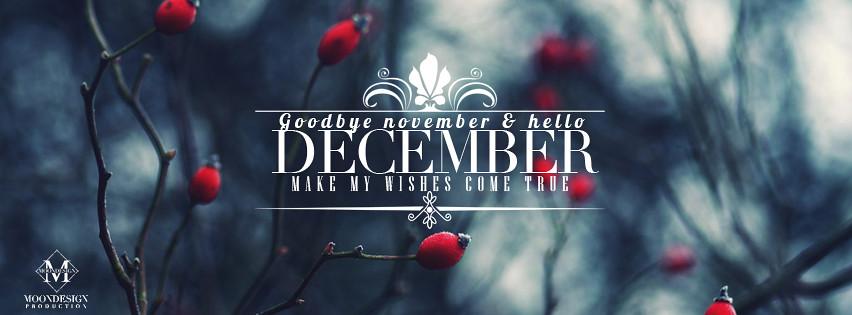 Hello December.. | Make my wishes come true.. :) | Nguyễn ...Hello December Make My Wishes Come True