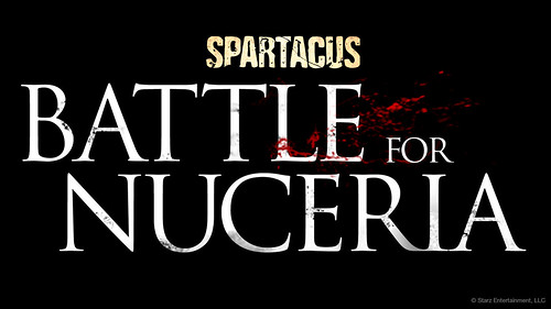 Play the Game and Get Chance to Watch the New Spartacus Season Premier Two Days Early