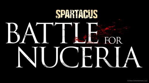 spartacus - battle for nuceria