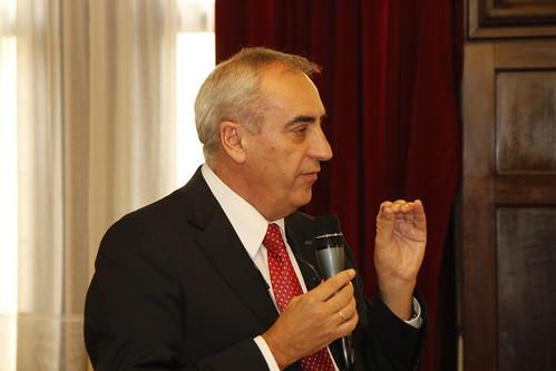 Club de Roma con Iosu Zabala