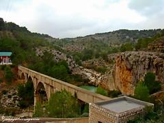 Rambla Perea, Mula. Acueducto