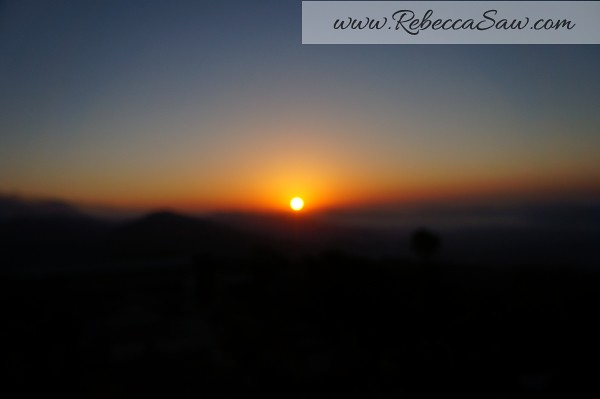 Sarangkot Nepal - sunrise pictures - rebeccasawblog-012