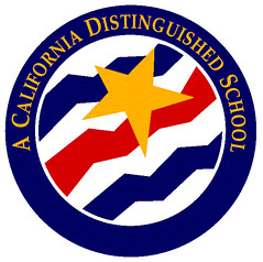 Photo: CA Distinguished Schools graphic