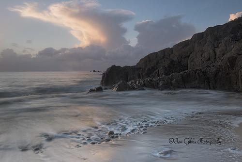 seascape wales sunrise nikon seascapes gower d800 pwlldu
