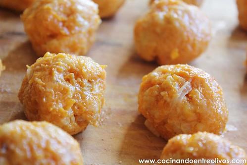 Croquetas de calabaza y queso (15)