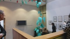 Untangling the Beanstalk at the Wolverhampton Art Gallery