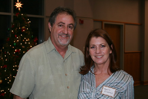 Bob and Tamara Friedman