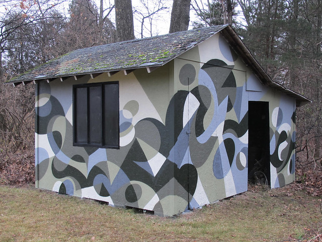 Barn Burner # 5 : Seasonal Camouflage.