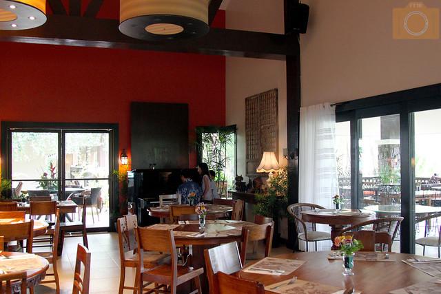 Chef Tatung interiors 2