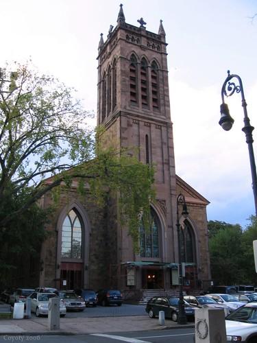 Trinity Episcopal Church by Coyoty