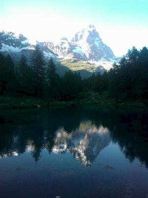 Val d'Aosta - Panorama