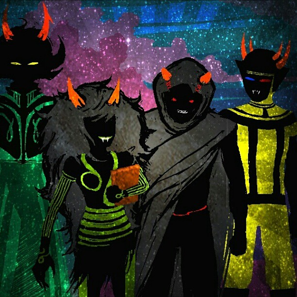 To take full advantage of Flickr  you should use a JavaScript-enabled    Homestuck Psiioniic And Signless