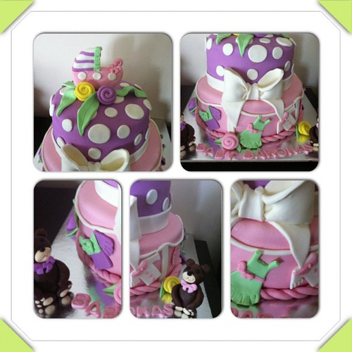 babyshowercake by l'atelier de ronitte