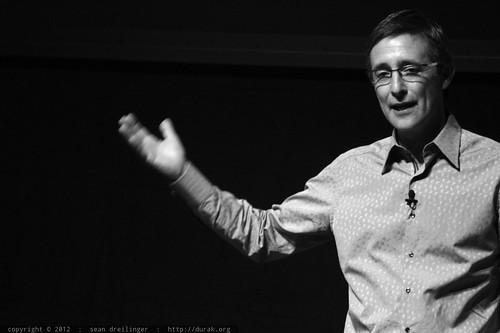 Jack Abbott Introduces Ryan Ellis @ TEDxSanDiego 2012