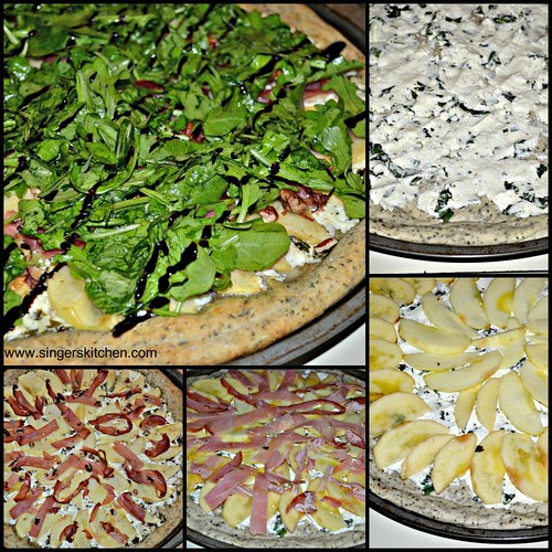 Pizza prep
