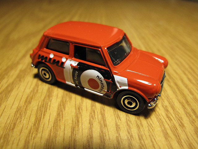 Matchbox Mini 1964