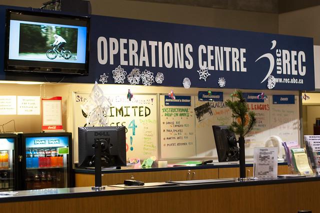 UBC Student Recreation Centre (SRC)