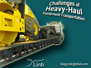 Challenges of Heavy-Haul Equipment Transportation