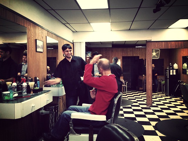 Barber Shop Jamaica Plain : Sals Barber Shop Flickr - Photo Sharing!