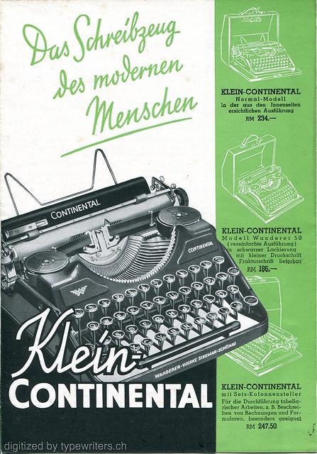 Klein-Continental p.1