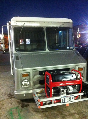 1973 Chevy Step Van Conversion - School Bus Conversion Resources