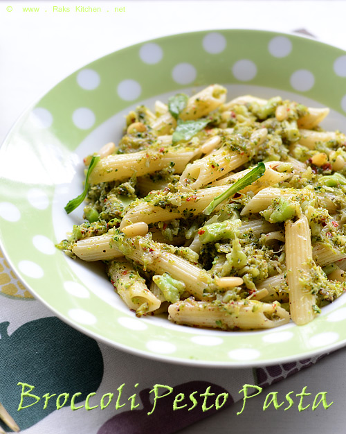 how to make penne pesto pasta