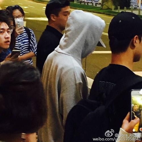 BIGBANG arrival Seoul ICN from Macau 2016-09-05 (4)