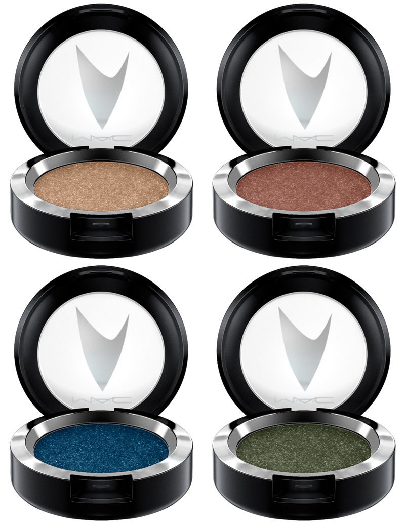 STAR TREK Pressed Pigment Eye Shadow