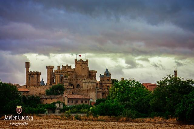 Olite.Navarra.España.