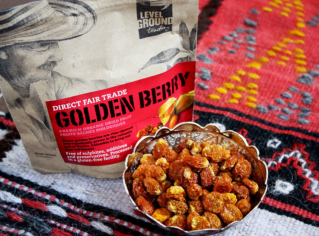 Level Ground Trading Golden Berries