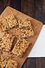 Thick and Chewy Granola Breakfast Bars
