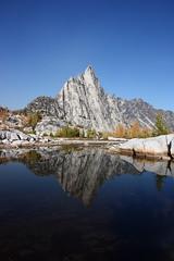 Enchantment Lakes - Leprechaun Lake to Crystal Lake to Gnome Pond,