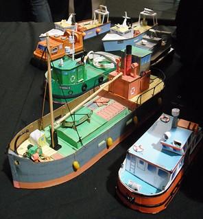 Marine Modelling Boats