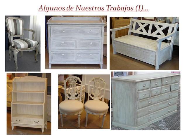 Decapado de mesas y armarios restauracion muebles - Restauracion muebles barcelona ...