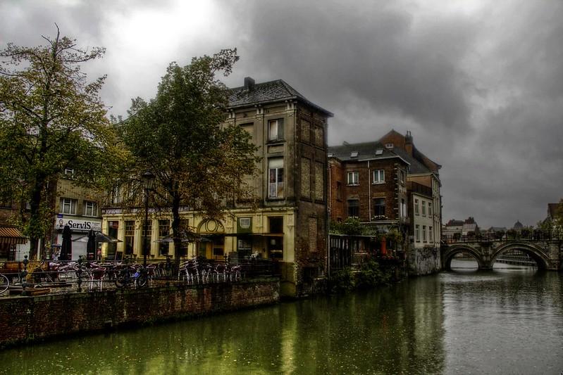 Belgium - Mechelen (Malines) - De Dijle (La Dyle)