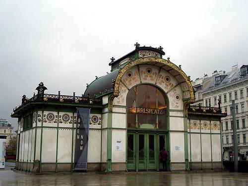 Karlplatz estilo Jugendstil