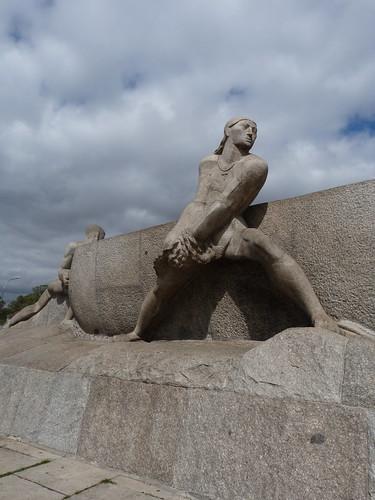 Monumento às Bandeiras, São Paulo