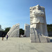 Martin Luther King Jr. Memorial by Daquella manera