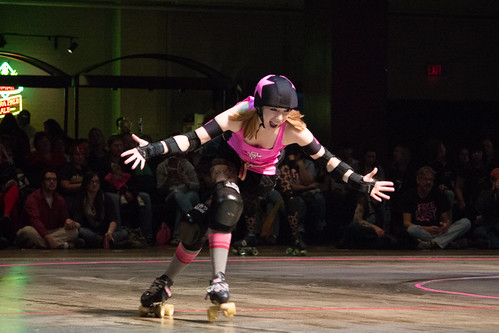 Minnesota RollerGirls - Harvest of Hurt