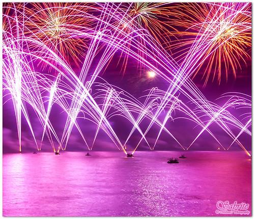 Kuwait Fireworks Show - 2012