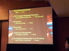 #mcn2012 key themes