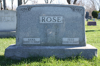 Anna and Fred Rose