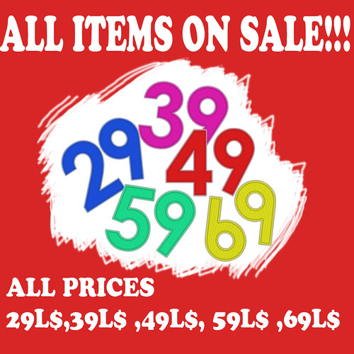 SALE by :::LiNe:::