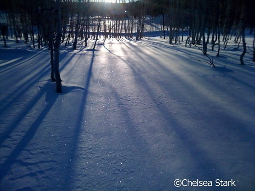 Snow Light ©ChelseaStark http://www.chelseastarkphotography.com by chelseastarkphotography.com
